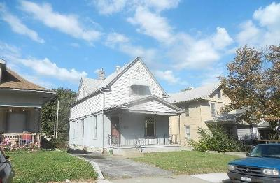 Jackson County Single Family Home For Sale: 1408 Collins Street