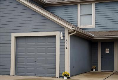 Gardner Condo/Townhouse For Sale: 858 E 167th Court