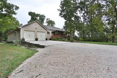 Warrensburg Single Family Home Pending: 15 SE County Road Y Highway