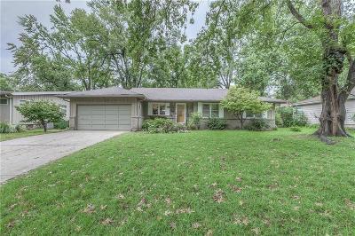 Kansas City Single Family Home For Sale: 1004 W 88 Street