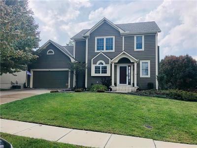 Olathe Single Family Home For Sale: 15332 S Widmer Street