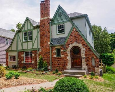 Single Family Home For Sale: 2025 W 48th Terrace
