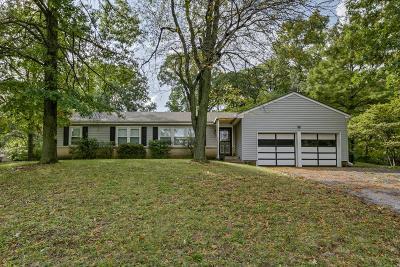 Single Family Home For Sale: 6300 N Robinhood Lane
