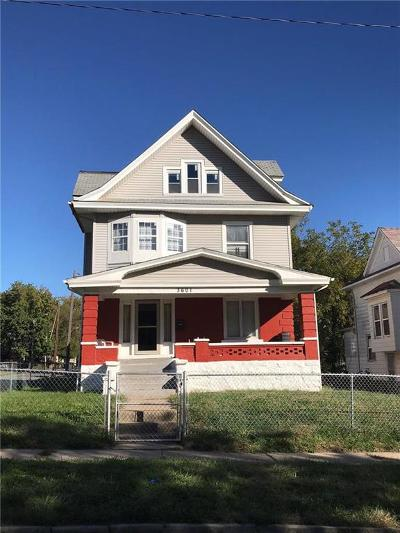 Kansas City Single Family Home Show For Backups: 3601 Park Avenue