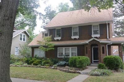 Shawnee County Single Family Home For Sale: 1325 SW Wayne Avenue