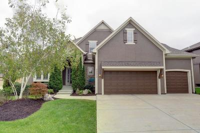 Olathe KS Single Family Home For Sale: $499,900