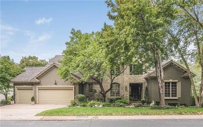 Leawood Single Family Home For Sale: 12656 Sherwood Drive