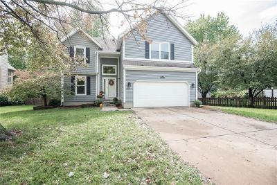 Overland Park Single Family Home For Sale: 8017 W 148th Street