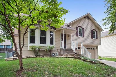 Olathe Single Family Home For Sale: 702 N Mahaffie Street