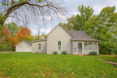 Single Family Home For Sale: 611 N Morse Avenue