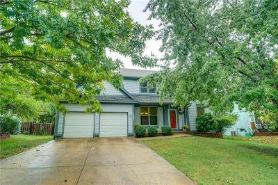 Overland Park Single Family Home For Sale: 14901 Hemlock Street