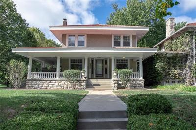 Single Family Home For Sale: 6342 Main Street