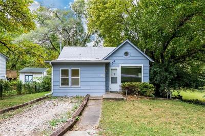 Leavenworth Single Family Home For Sale: 1166 Kenton Street