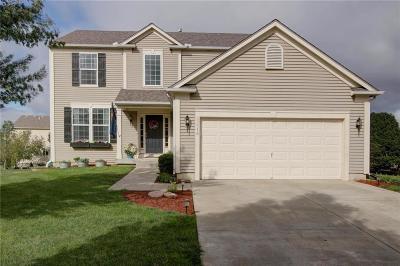 Lenexa Single Family Home For Sale: 23518 W 88th Terrace