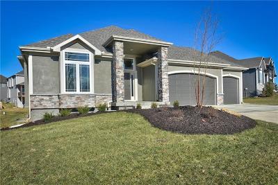 Olathe Single Family Home For Sale: 20440 W 108 Street