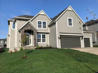 Olathe Single Family Home For Sale: 10762 S Race Street