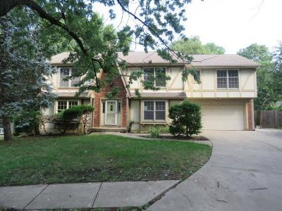 Overland Park Single Family Home For Sale: 11612 W 100th Street
