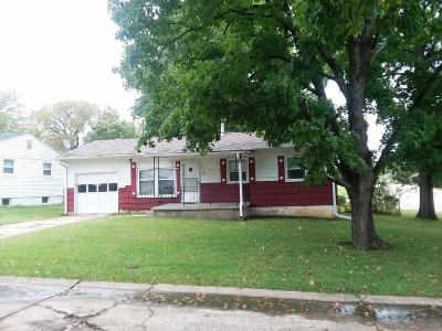 Miami County Single Family Home For Sale: 529 15th Street Terrace