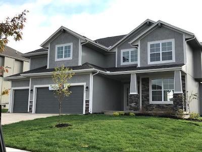 Olathe Single Family Home For Sale: 10757 S Race Street