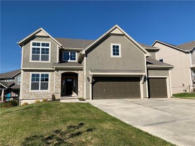 Olathe Single Family Home For Sale: 20410 W 107th Terrace