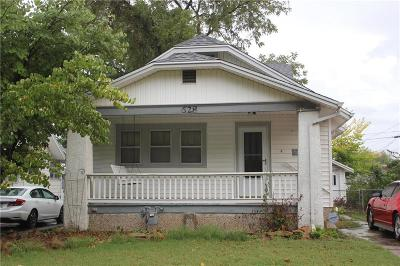 Topeka Single Family Home For Sale: 628 SW Lindenwood Avenue