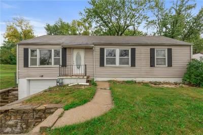 Kansas City KS Single Family Home For Sale: $87,000