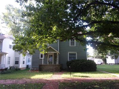 Miami County Single Family Home For Sale: 303 E Wea Street
