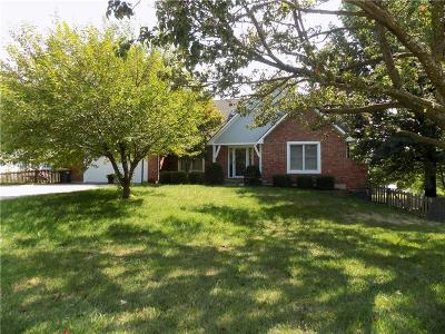 Shawnee Single Family Home For Sale: 5763 Richards Circle