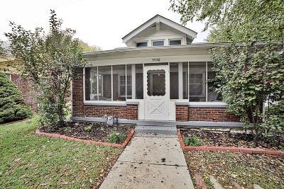 Kansas City Single Family Home For Sale: 5536 Charlotte Street