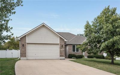 Grain Valley Single Family Home For Sale: 1406 NW Cedar Court