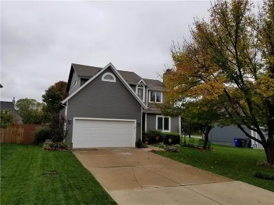 Olathe KS Single Family Home Show For Backups: $249,900
