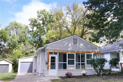 Single Family Home For Sale: 28 W 77th Terrace