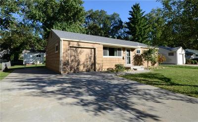 Prairie Village Single Family Home Show For Backups: 7805 Nall Avenue