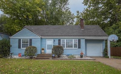 Prairie Village KS Single Family Home For Sale: $255,000