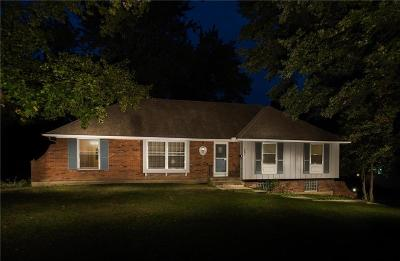 Single Family Home For Sale: 501 W Red Bridge Road