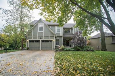 Lenexa Single Family Home For Sale: 8119 Legler Road