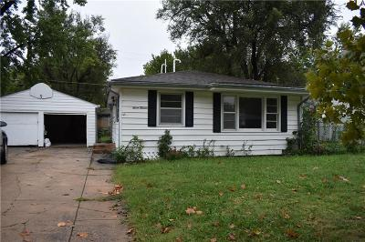 Riley County Single Family Home For Sale: 713 Tuttle Street