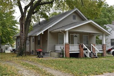 Riley County Single Family Home For Sale: 1523 Pierre Street