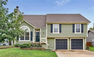 Olathe KS Single Family Home Show For Backups: $230,000