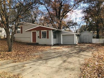 Belton Single Family Home For Sale: 205 Brookside Drive