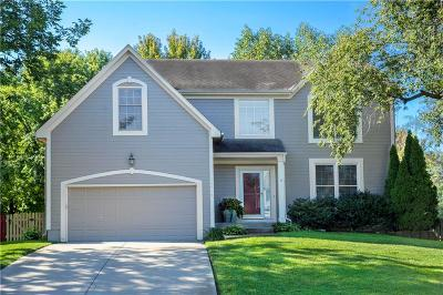 Olathe KS Single Family Home Show For Backups: $295,000