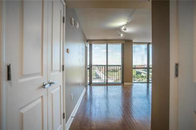 Condo/Townhouse For Sale: 600 Admiral Boulevard #1704
