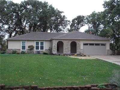 Shawnee Single Family Home For Sale: 6625 County Line Road