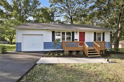 Single Family Home For Sale: 109 W 98th Terrace