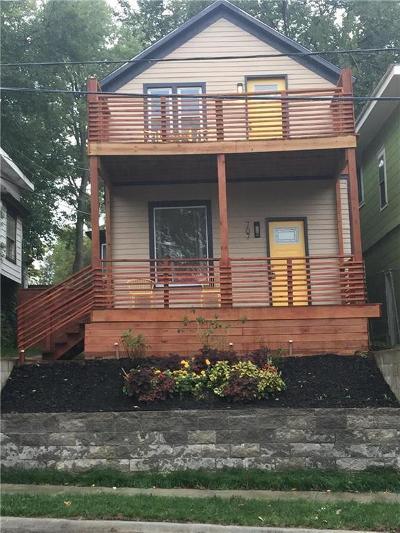 Kansas City Single Family Home For Sale: 707 E 34 Street