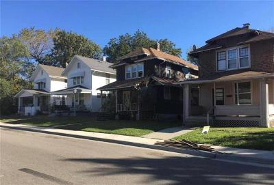 Topeka Multi Family Home For Sale: 1528 Central Park Street