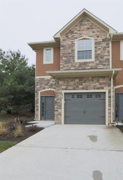 Overland Park Condo/Townhouse For Sale: 7896 W 158 Circle