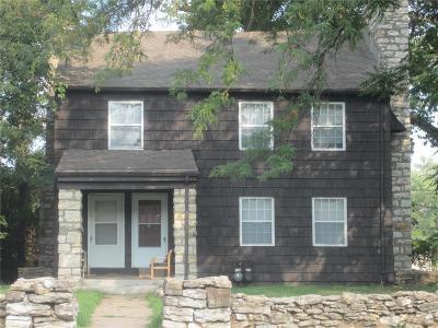 Multi Family Home For Sale: 4605 Harrison Street