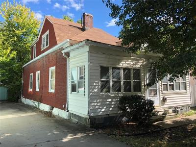 Single Family Home For Sale: 3139 McGee Street