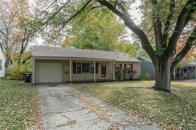 Overland Park Single Family Home For Sale: 7223 Horton Street